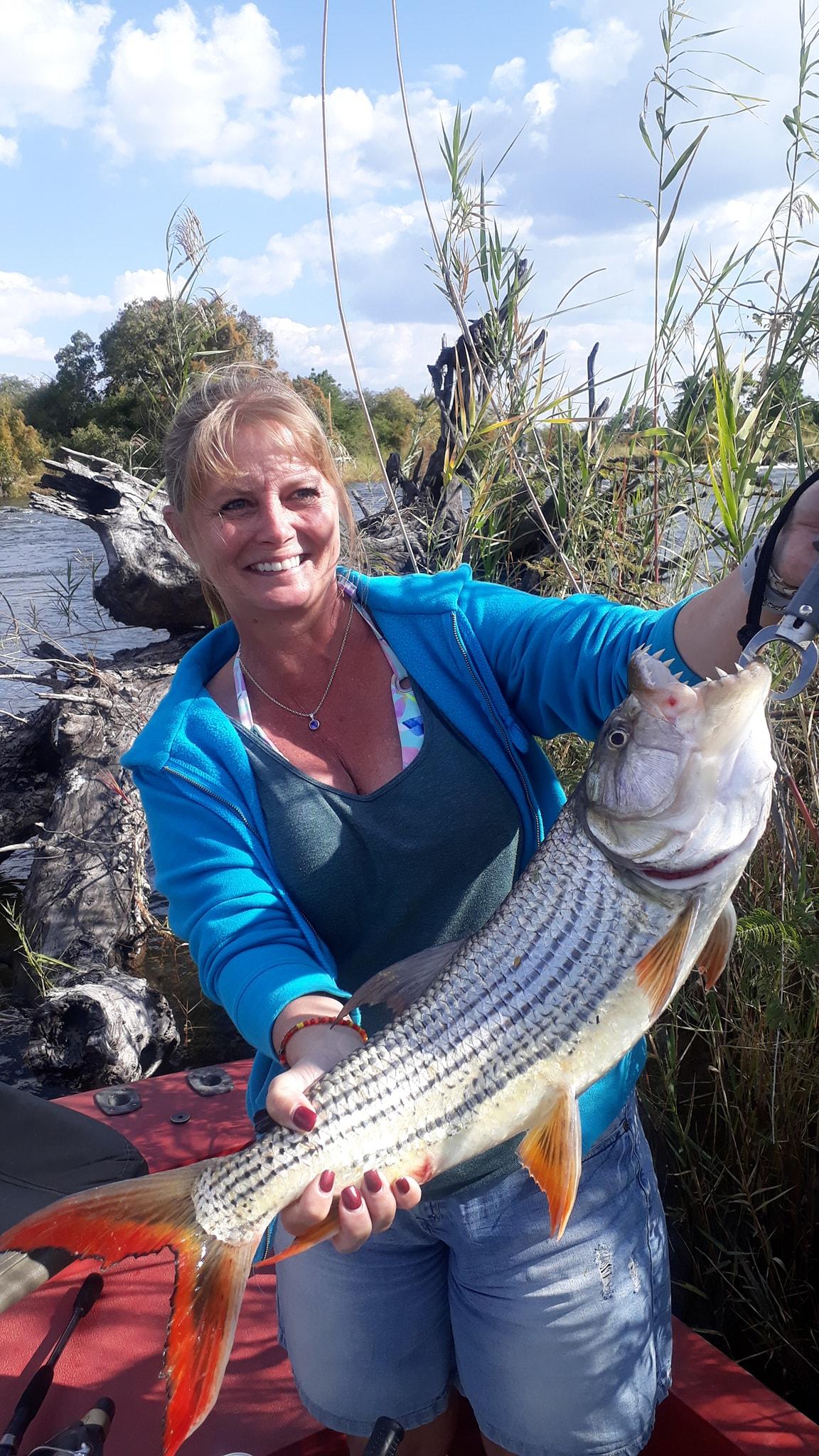 Joes Fishing Vic Falls | Victoria Falls Fishing